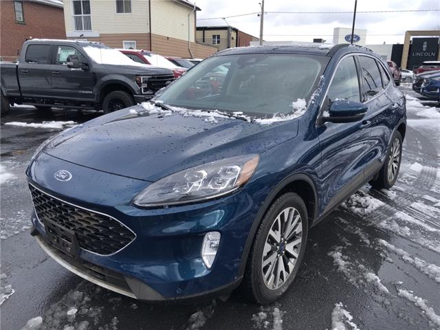 2020 Ford Escape Titanium (Stk: C027A) in Cornwall - Image 1 of 12