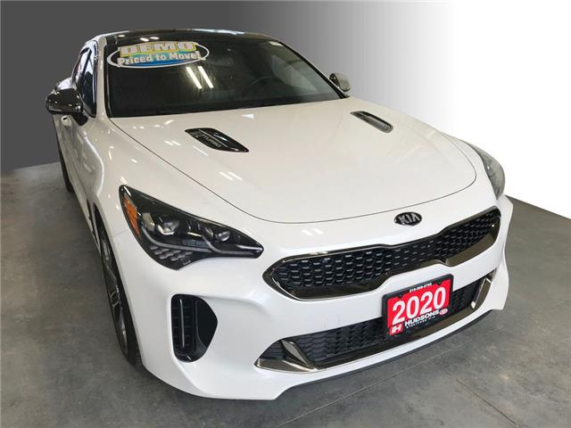 2020 Kia Stinger GT Limited w/Red Interior (Stk: S20392) in Stratford - Image 1 of 20