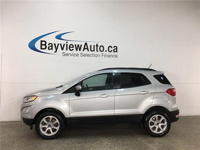2018 Ford EcoSport SE (Stk: 37337J) in Belleville - Image 1 of 28