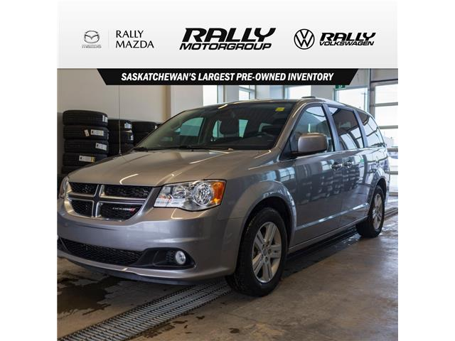 2019 Dodge Grand Caravan Crew (Stk: V1410) in Prince Albert - Image 1 of 14