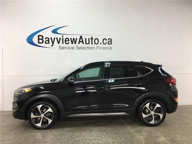 2016 Hyundai Tucson Limited (Stk: 37301W) in Belleville - Image 1 of 30