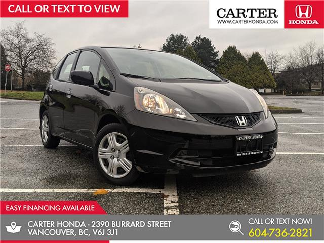 2013 Honda Fit LX (Stk: B15320) in Vancouver - Image 1 of 22