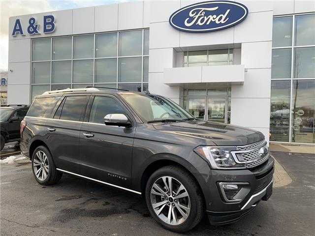 2020 Ford Expedition Platinum (Stk: A6149) in Perth - Image 1 of 17