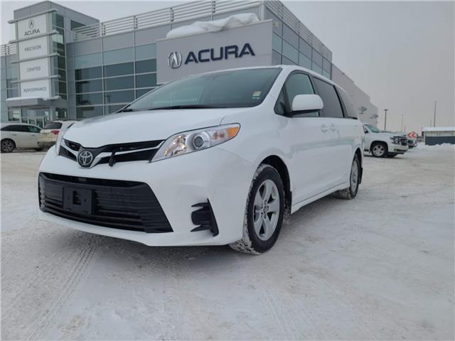 2020 Toyota Sienna LE 8-Passenger (Stk: A4293) in Saskatoon - Image 1 of 23