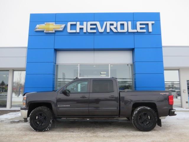 2015 Chevrolet Silverado 1500  (Stk: 46285A) in STETTLER - Image 1 of 17