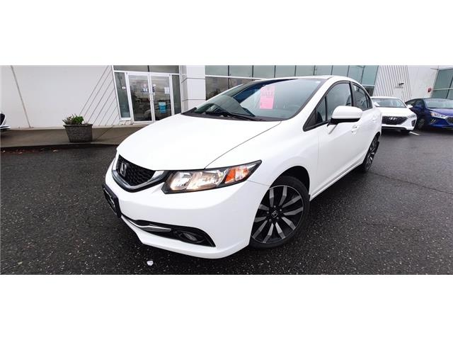 2014 Honda Civic Touring (Stk: HB6-7046B) in Chilliwack - Image 1 of 15
