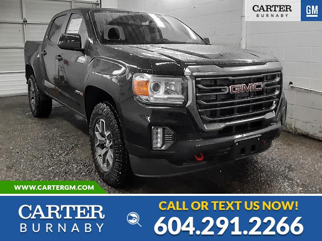 2021 GMC Canyon AT4 w/Leather (Stk: 81-0111T) in Burnaby - Image 1 of 12