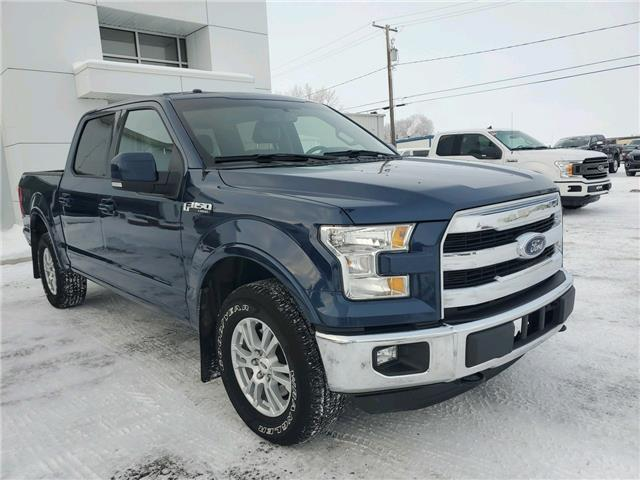 2015 Ford F-150 Lariat (Stk: 20262A) in Wilkie - Image 1 of 21