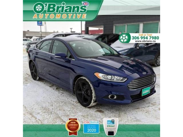 2016 Ford Fusion SE (Stk: 13993A) in Saskatoon - Image 1 of 18