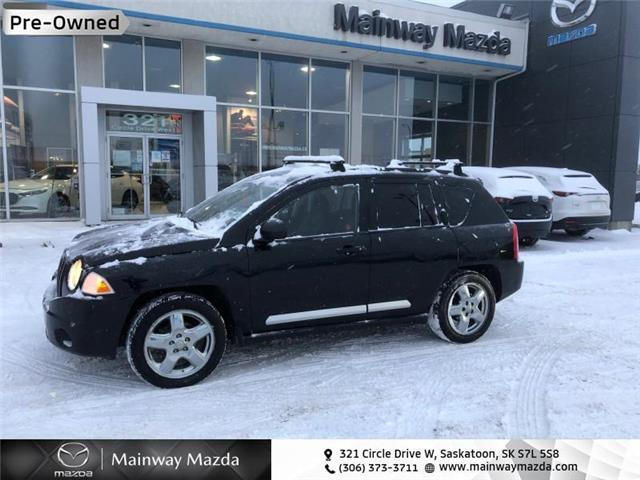 2009 Jeep Compass Limited (Stk: M21015A) in Saskatoon - Image 1 of 5