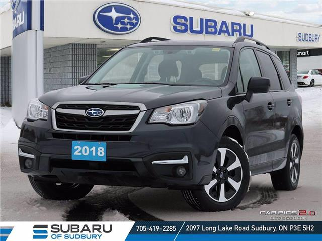 2018 Subaru Forester 2.5i Touring (Stk: US1182) in Sudbury - Image 1 of 26