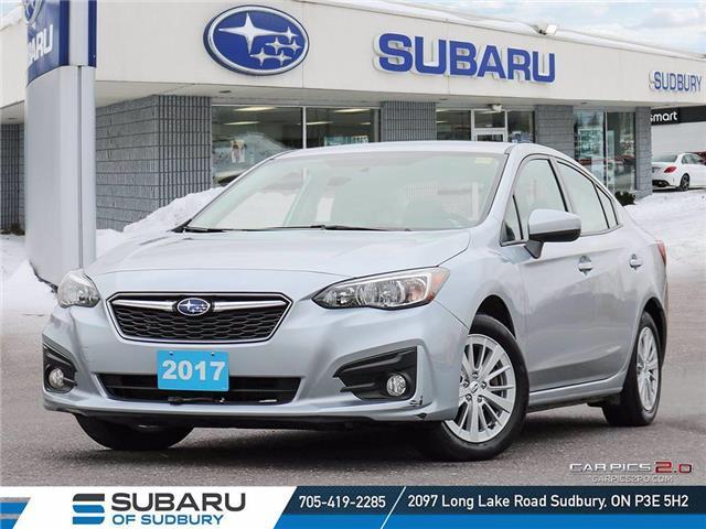 2017 Subaru Impreza Touring (Stk: US1190) in Sudbury - Image 1 of 26