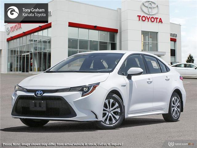 2021 Toyota Corolla Hybrid Base w/Li Battery (Stk: 90852) in Ottawa - Image 1 of 24