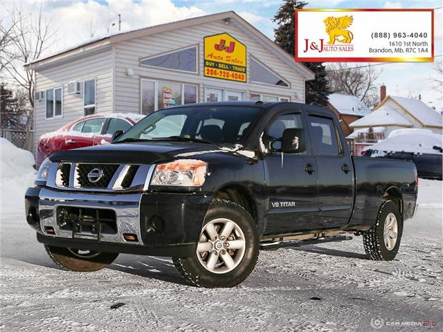 2014 Nissan Titan SV (Stk: J19128-1) in Brandon - Image 1 of 27