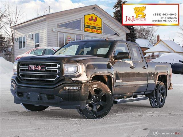 2018 GMC Sierra 1500 Base (Stk: J2102) in Brandon - Image 1 of 27