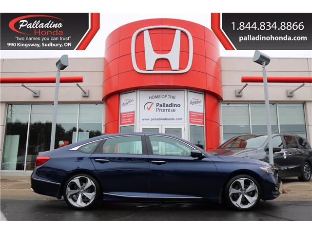 2018 Honda Accord Touring (Stk: 22648A) in Sudbury - Image 1 of 41
