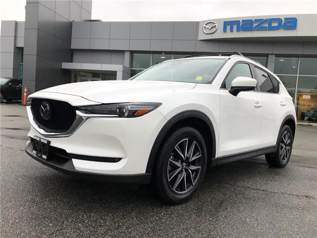 2018 Mazda CX-5 GT (Stk: 147077K) in Surrey - Image 1 of 15