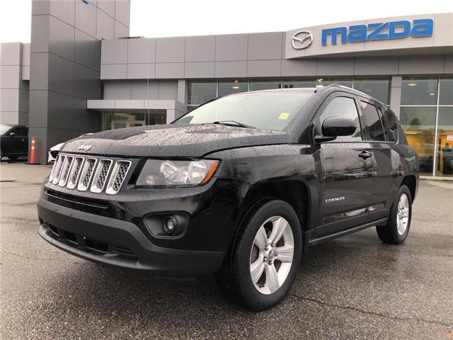 2015 Jeep Compass Sport/North (Stk: P4343J) in Surrey - Image 1 of 15