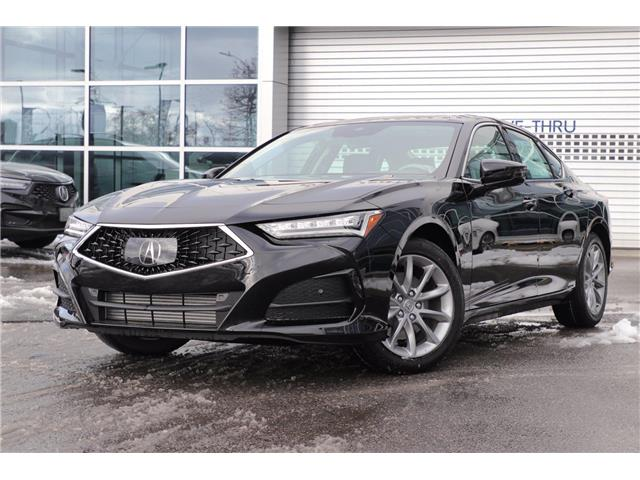 2021 Acura TLX Base (Stk: 19419) in Ottawa - Image 1 of 30