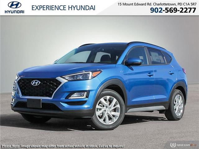 2021 Hyundai Tucson Preferred w/Sun & Leather Package (Stk: N1076) in Charlottetown - Image 1 of 23