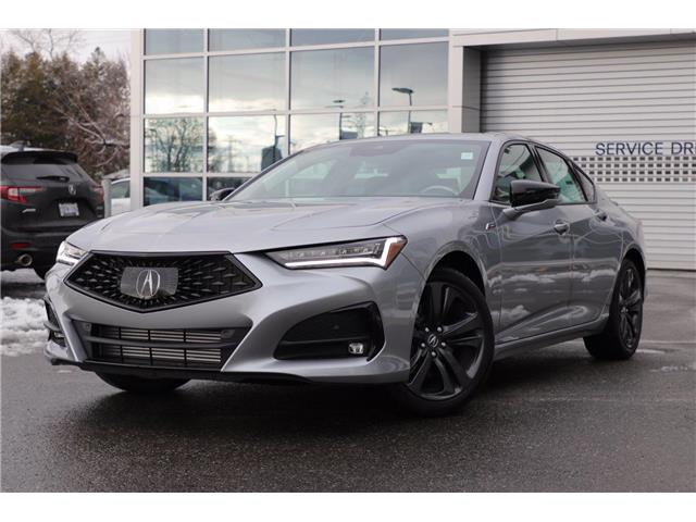 2021 Acura TLX A-Spec (Stk: 19397) in Ottawa - Image 1 of 30
