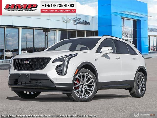 2021 Cadillac XT4 Sport (Stk: 89048) in Exeter - Image 1 of 22