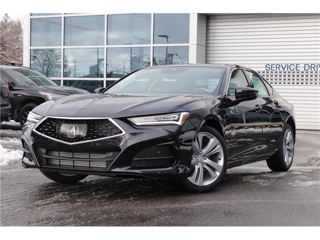 2021 Acura TLX Tech (Stk: 19420) in Ottawa - Image 1 of 30
