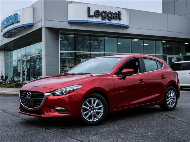 2018 Mazda Mazda3 Sport  (Stk: 2398LT) in Burlington - Image 1 of 24
