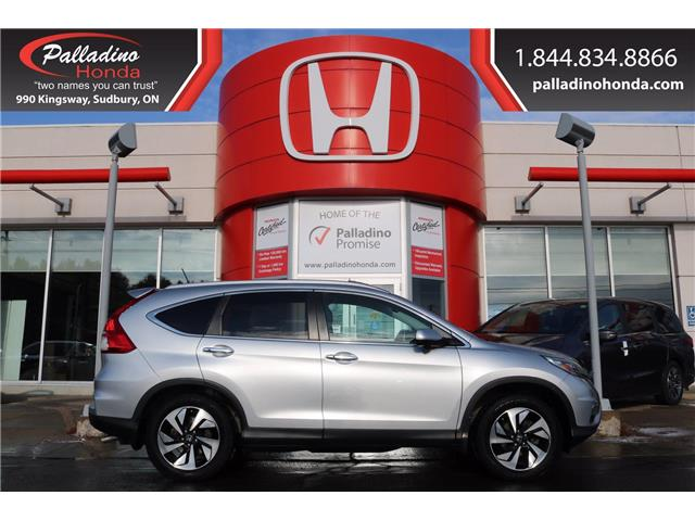 2016 Honda CR-V Touring (Stk: 22853A) in Greater Sudbury - Image 1 of 38