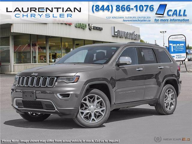2021 Jeep Grand Cherokee Limited (Stk: 21060) in Sudbury - Image 1 of 22