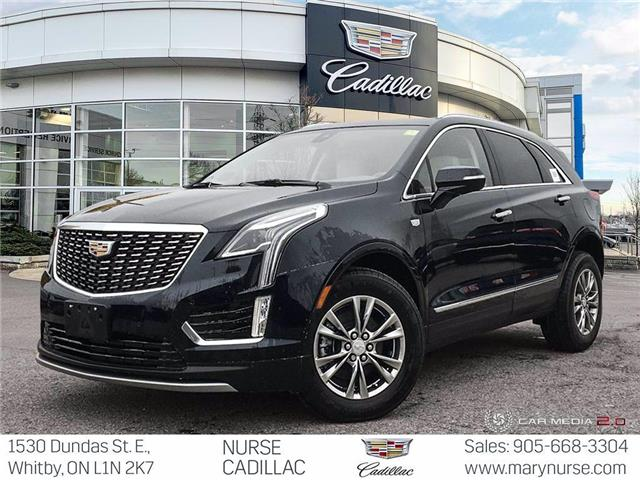 2021 Cadillac XT5 Premium Luxury (Stk: 21K021) in Whitby - Image 1 of 26