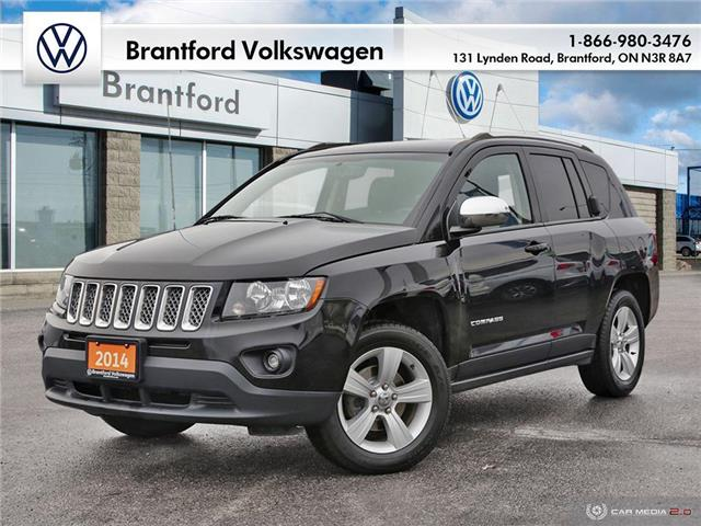 2014 Jeep Compass Sport/North (Stk: TI20652A) in Brantford - Image 1 of 27