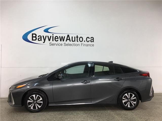 2018 Toyota Prius Prime Upgrade (Stk: 37153W) in Belleville - Image 1 of 27
