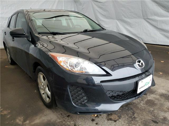 2013 Mazda Mazda3 GX (Stk: IU2094) in Thunder Bay - Image 1 of 9