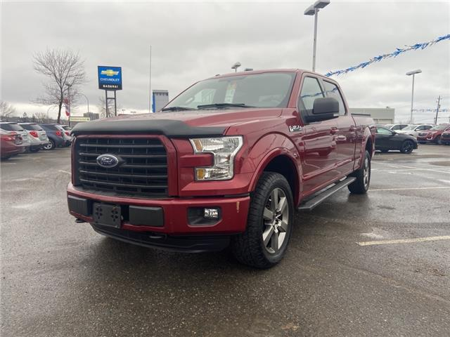 2016 Ford F-150  (Stk: M043A) in Thunder Bay - Image 1 of 20