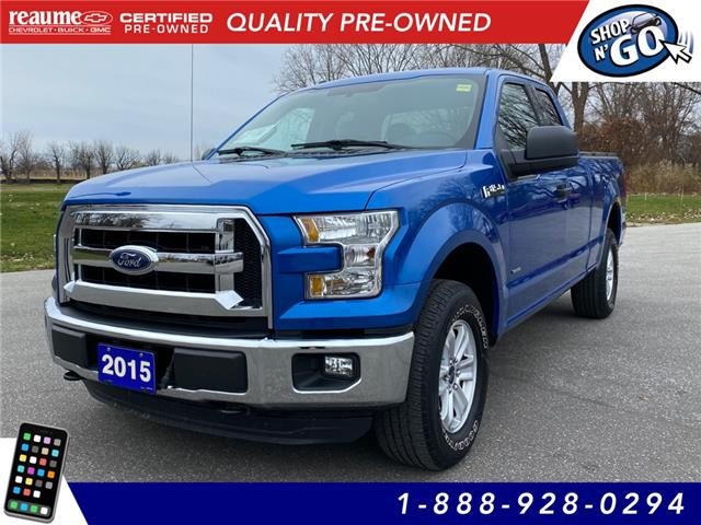 2015 Ford F-150 XLT 1FTEX1EP8FKE90858 20-0753A in LaSalle