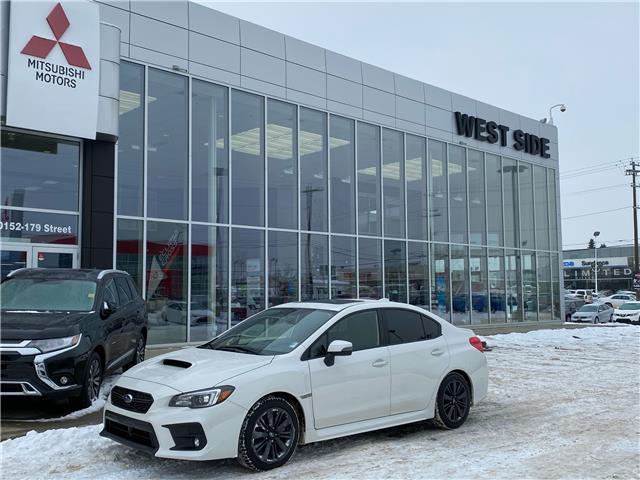 2019 Subaru WRX Sport (Stk: KH8846) in Edmonton - Image 1 of 21