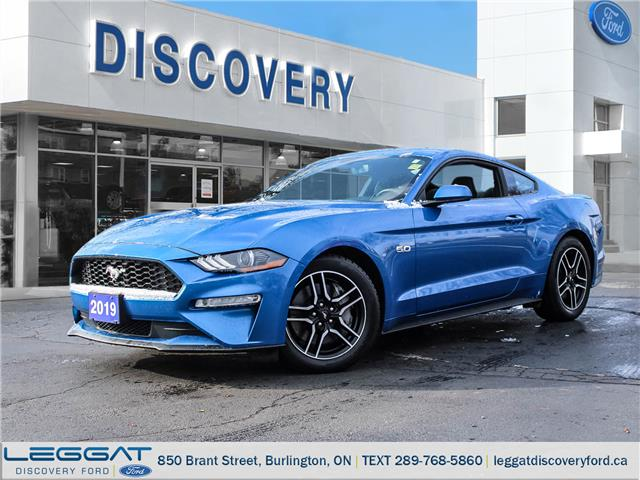 2019 Ford Mustang GT (Stk: 19-77295-T) in Burlington - Image 1 of 21