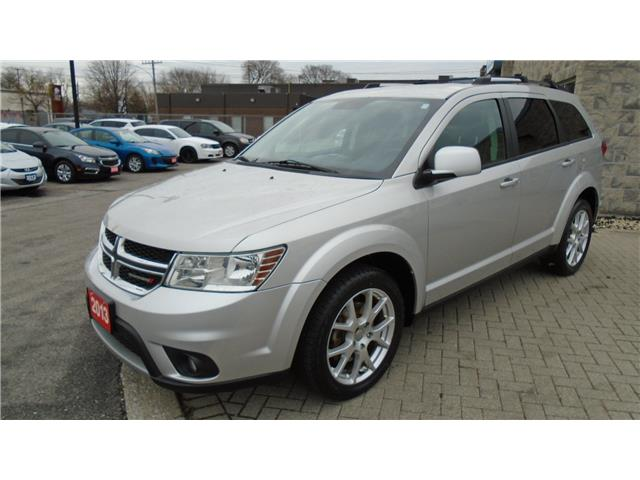 2013 Dodge Journey SXT/Crew (Stk: 5357A) in Sarnia - Image 1 of 13