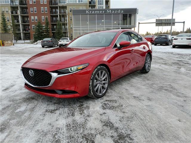 2019 Mazda Mazda3 GT (Stk: N5117) in Calgary - Image 1 of 4