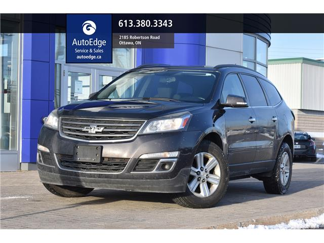 2013 Chevrolet Traverse 1LT (Stk: A0373A) in Ottawa - Image 1 of 26