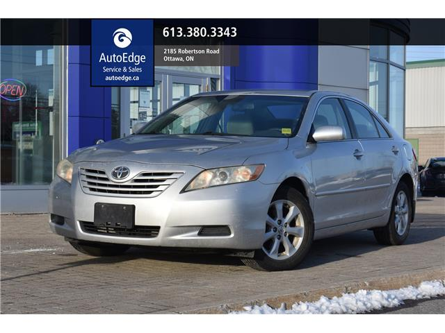 2009 Toyota Camry LE V6 (Stk: A0437) in Ottawa - Image 1 of 27