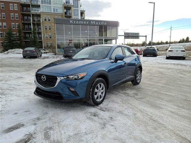 2020 Mazda CX-3 GX (Stk: N5519) in Calgary - Image 1 of 4