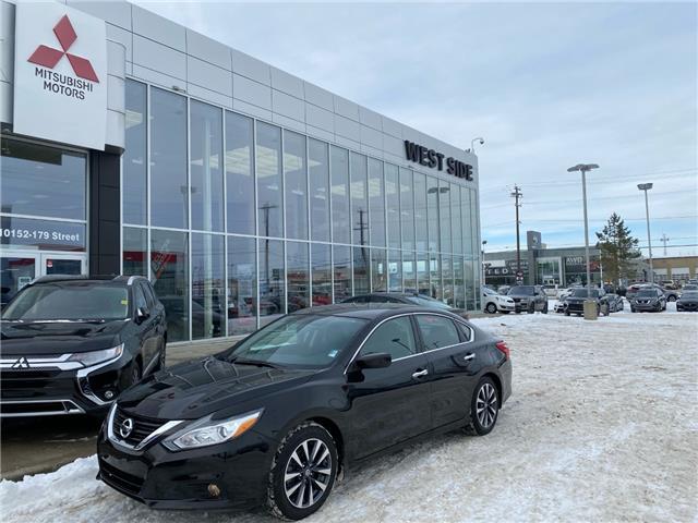 2017 Nissan Altima 2.5 SV (Stk: KH8891) in Edmonton - Image 1 of 21