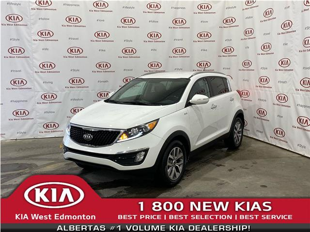 2014 Kia Sportage  (Stk: 22641A) in Edmonton - Image 1 of 26