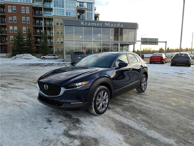2021 Mazda CX-30 GS (Stk: N6046) in Calgary - Image 1 of 4