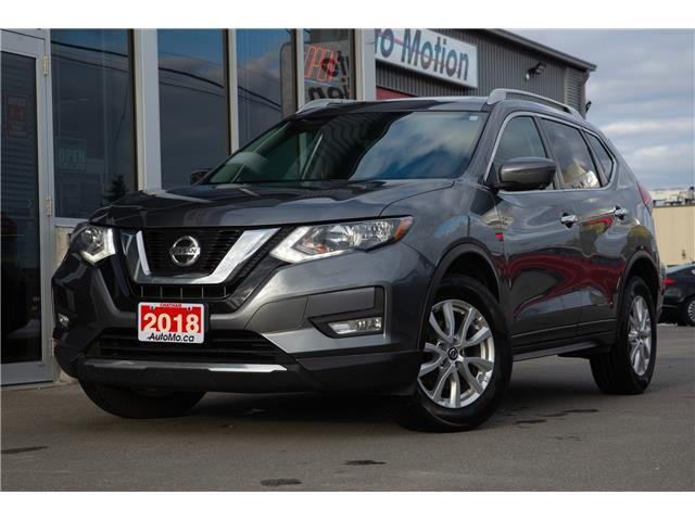 2018 Nissan Rogue  (Stk: 201088) in Chatham - Image 1 of 24