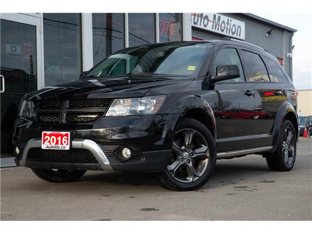2016 Dodge Journey Crossroad (Stk: 201085) in Chatham - Image 1 of 27