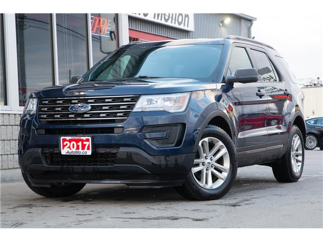 2017 Ford Explorer Base (Stk: 201100) in Chatham - Image 1 of 23