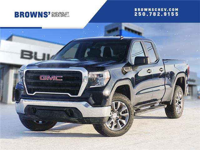 2019 GMC Sierra 1500 Base (Stk: T21-1607A) in Dawson Creek - Image 1 of 14
